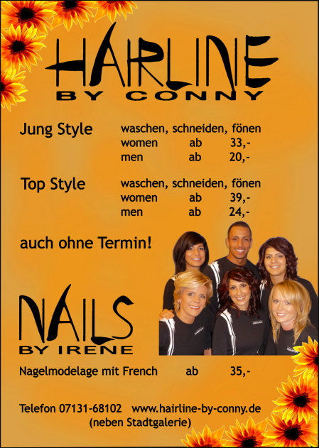 Hairline by Conny - Oktober 2009 - Poster 15P